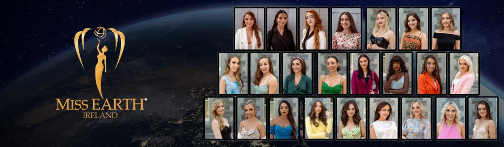 Miss Earth Ireland Finalists