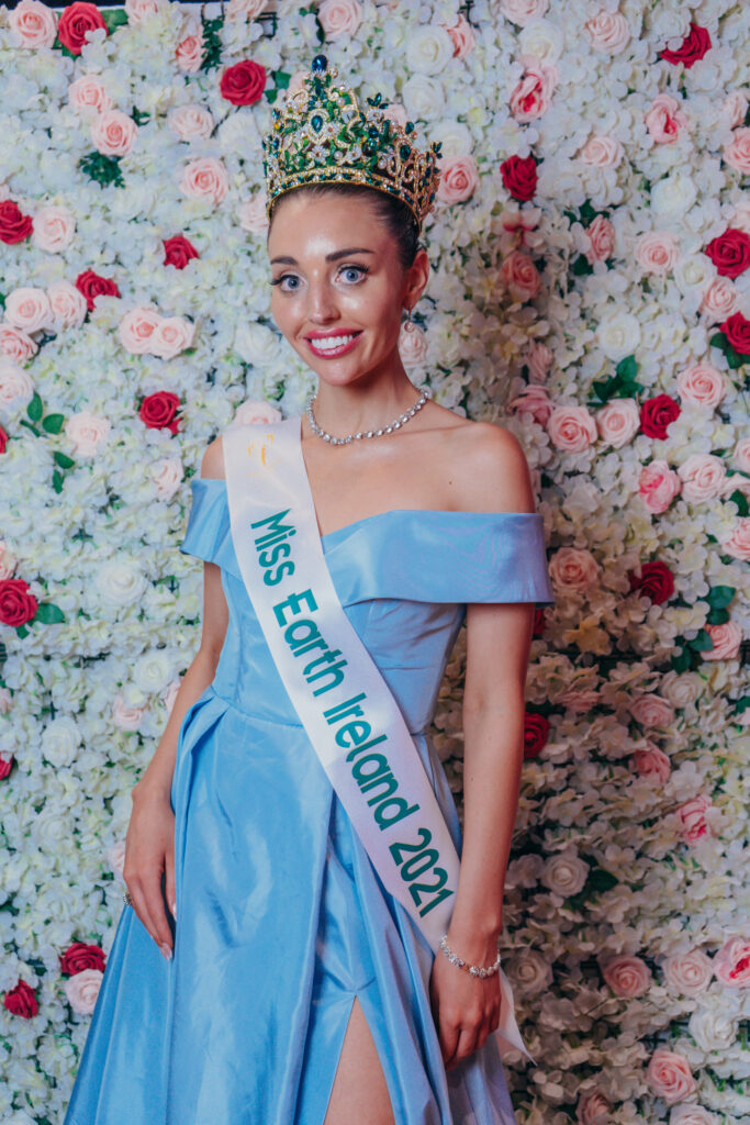 Miss Earth Ireland 2021 Bronwyn O'Connell