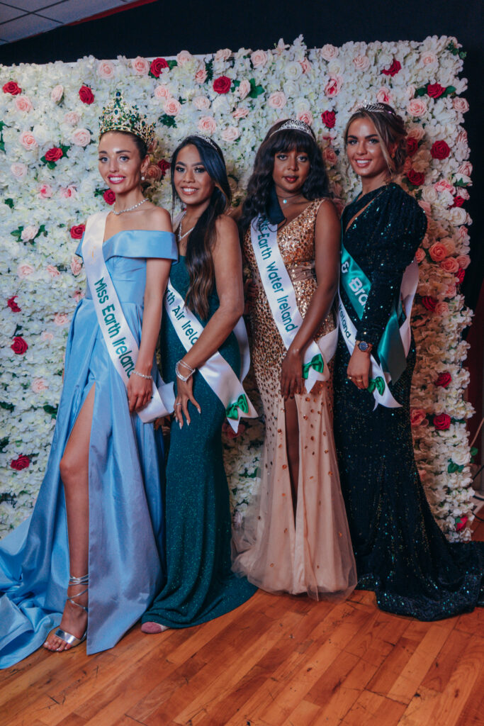 Miss Earth Ireland 2021 Runners Up